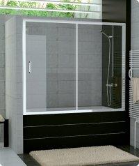 TOPB2 - ATYP vanové posuvné dveře s pevnou stěnou v rovině 120-180 cm