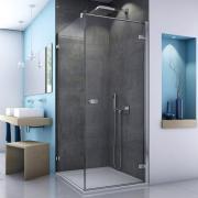 ES1C - ATYP jednokřídlé dveře pravé 70-100 cm