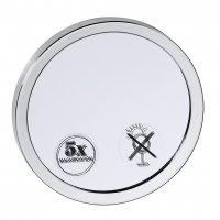 Kosmetické zrcátko magnetické, 5x zvětšení