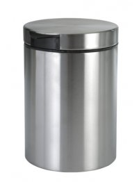 Odpadkový koš 3 l, chrom mat