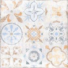 Flamenco FLM12 natura - dlaždice dekor 33x33 šedá matná