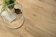 Amber Oak 03 - dlaždice rektifikovaná 19,3x119,7 béžová strukturální