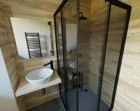 3D návrh - koupelna My Space