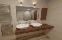 3D návrh - koupelna Rako Lazio
