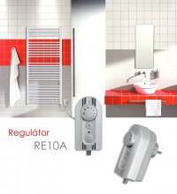 Elektronický regulátor R10A, bílý