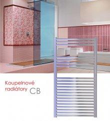 CB.ERC 45x111 Elektrický koupelnový radiátor - sušák