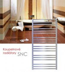 SNC.ERC 121x48 Elektrický koupelnový radiátor - sušák