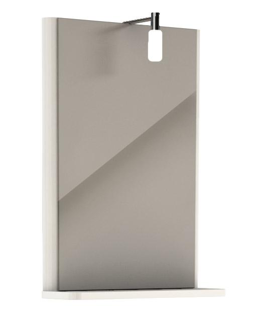Kolo Rekord - zrcadlo s osvětlením 44,3 x 60,5 cm 88418000