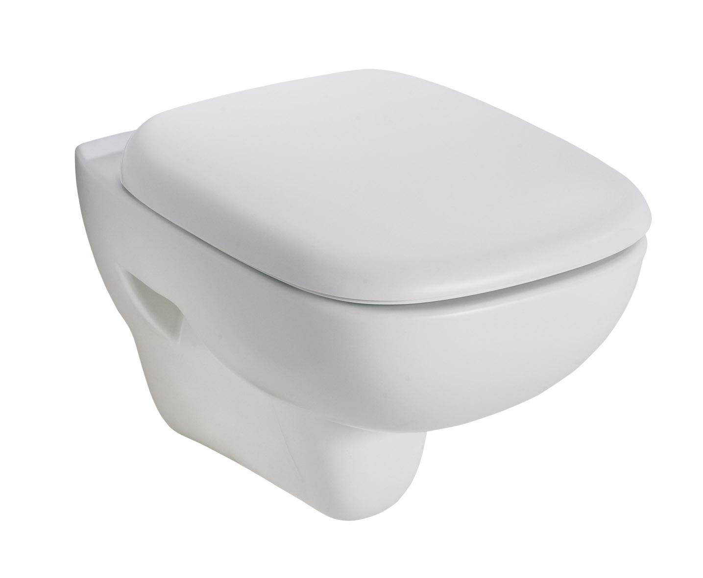 Kolo Style - WC závěsné Rimfree, délka 51 cm, bez sedátka L23120000
