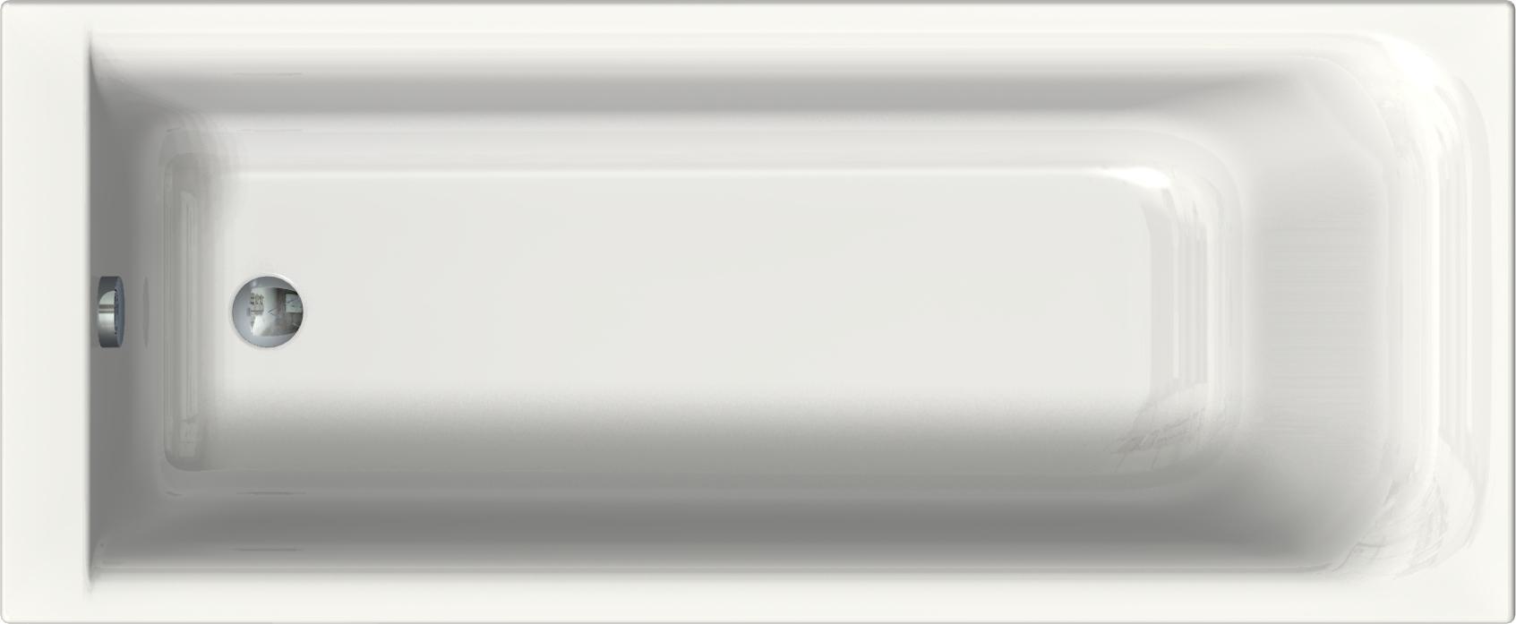 Kolo Rekord - pravoúhlá vana 160 x 70 cm XWP1660000