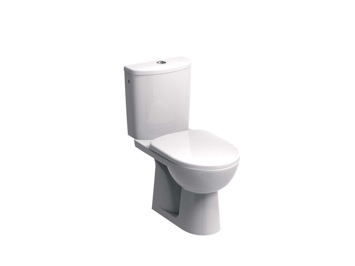 Kolo Nova Pro - WC kombi, odpad svislý, BEZ NÁDRŽKY a SEDÁTKA M33201000