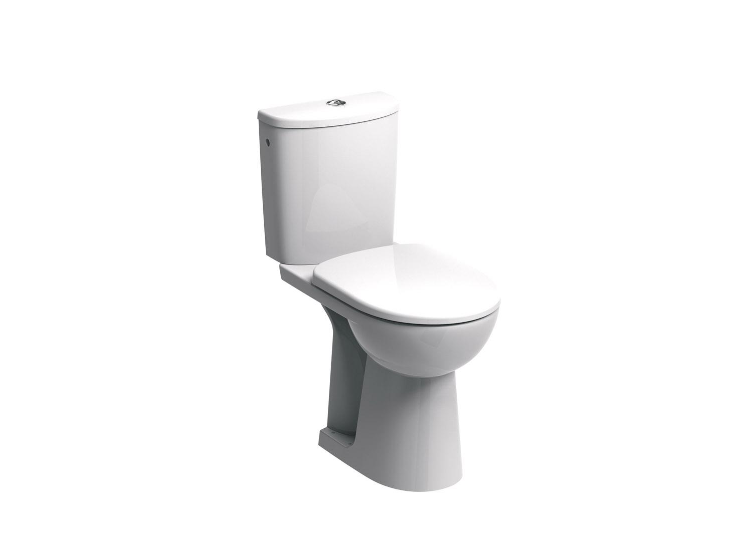 Kolo Nova Pro Bez Bariér - WC kombi pro tělesně postižené, BEZ NÁDRŽKY a SEDÁTKA M33400000