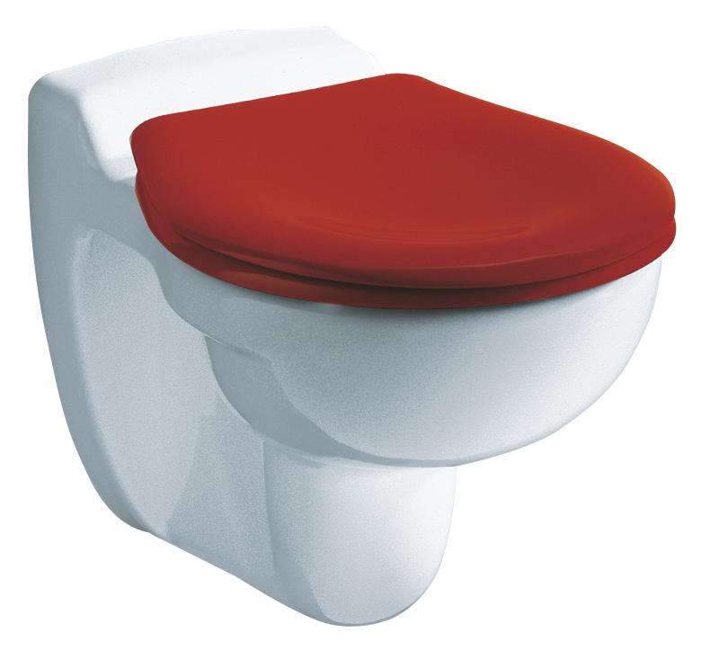 Kolo Nova Pro Keramag Kind - WC závěsné, bez sedátka 201700000 Kolo