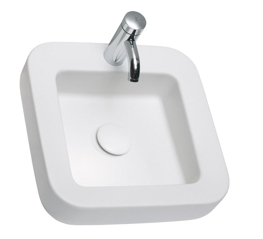 Kolo Coctail - umyvadlo na desku 45 x 45 cm L31646000
