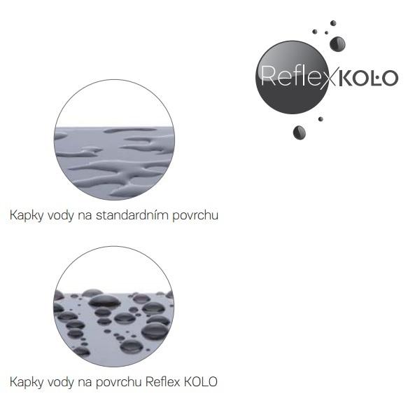 Kolo Reflex Kolo - sprchové kouty Reflex Kolo - sprchové kouty