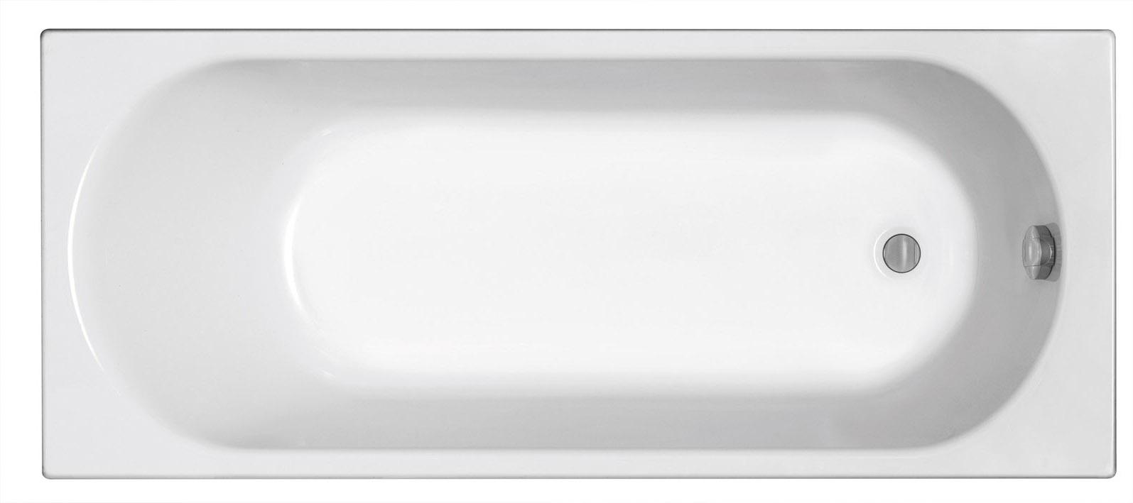 Kolo Opal Plus - pravoúhlá vana 160 x 70 cm XWP1260000