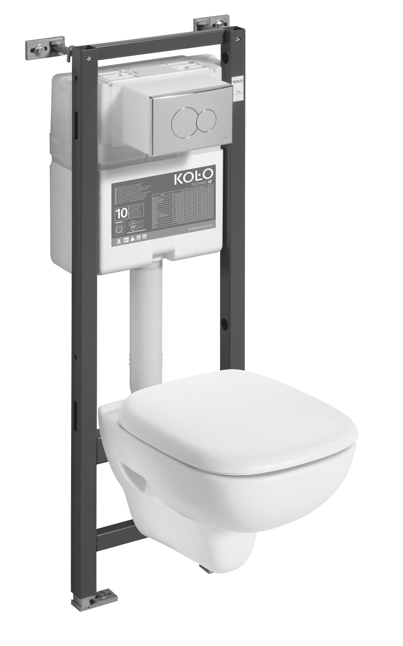 Kolo Závěsný SET Style s Reflex Kolo a Smart Fresh 99339900