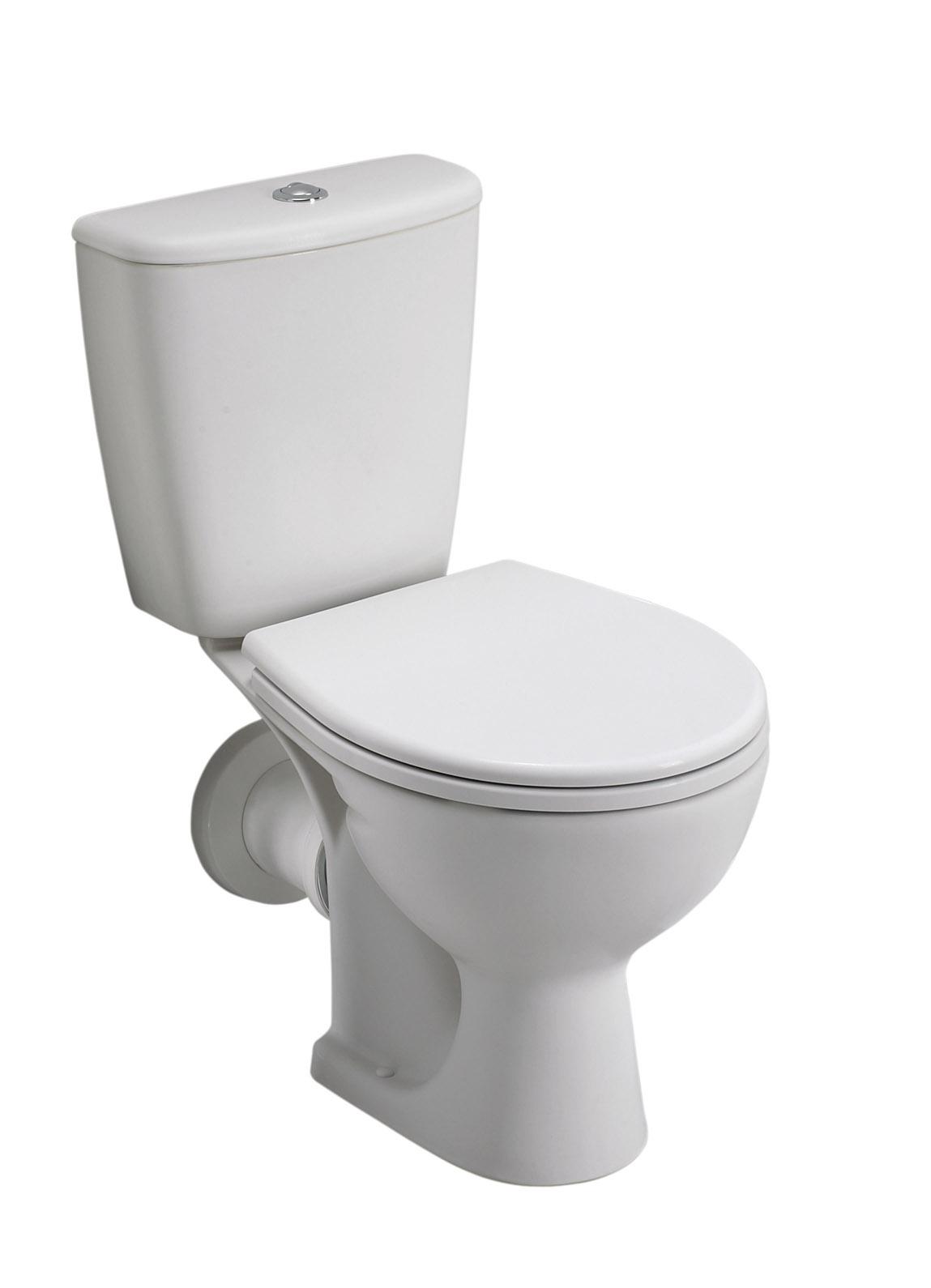 Kolo Rekord - WC kombi SET, smontovaný, odpad svislý K99005000