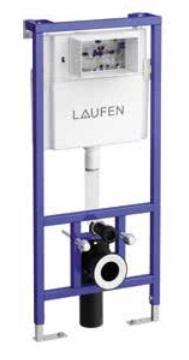 Laufen Rámový podomítkový modul CW1 do lehké příčky H8946600000001
