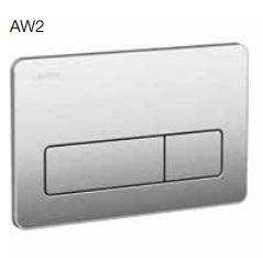 Laufen Splachovací tlačítko AW2 anti-vandal, nerez ocel H8956620000001