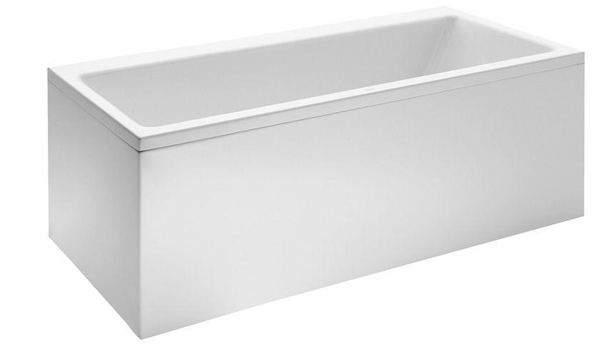 Laufen Pro - vana 160x70, do pravého rohu, včetně L-panelu, akrylát 4-5 mm H2339550000001