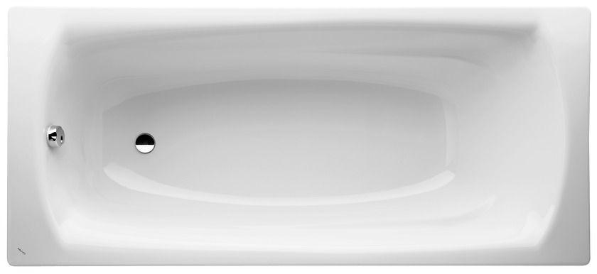 Laufen Palladium - ocelová vana 180x80 H2251000000401