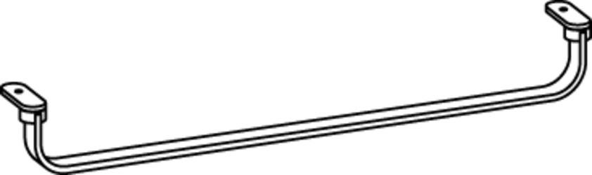Laufen Case - držák na ručník pro umyvadlo H816431 H3814320040001