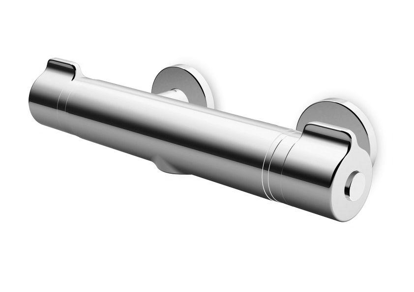 Laufen Curveprime - sprchová termostatická nástěnná baterie H3337070044001