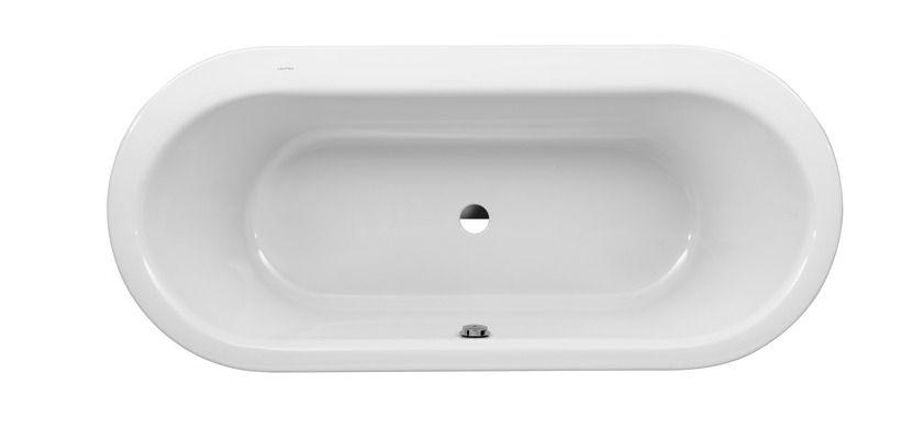 Laufen solutions - vana 180x80 - hydromasážní, dezinfekce, ohřev, mlha, LED osvětlení H2245110000571