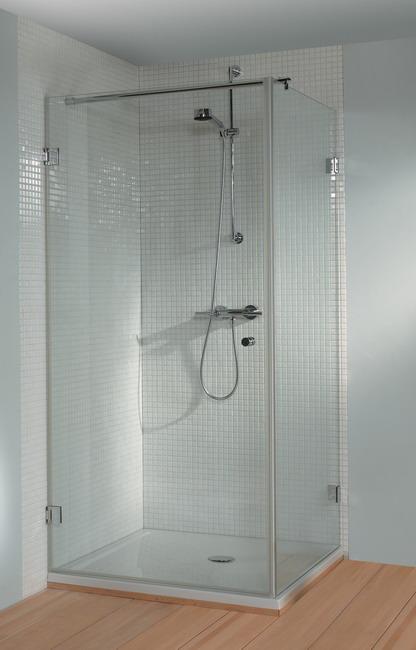 Riho Rohový sprchový kout SCANDIC S 201 - 80x80 cm GC22200