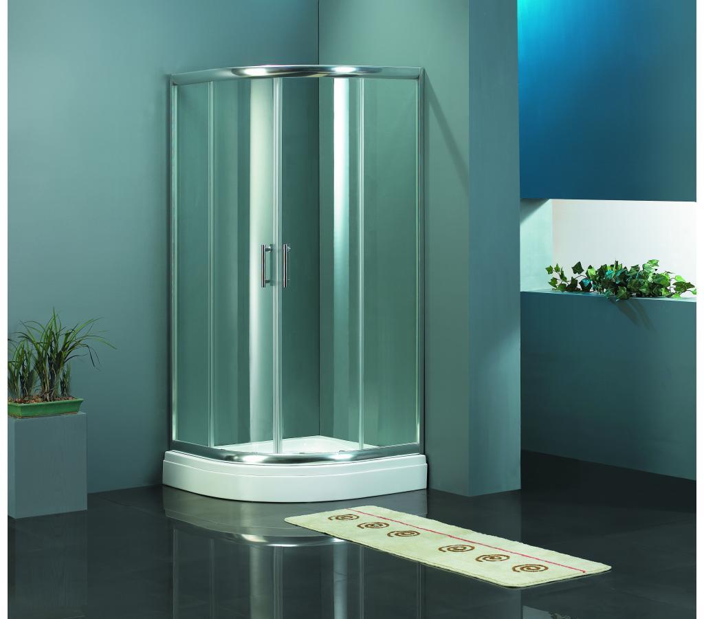 Riho Čtvrtkruhový sprchový kout HAMAR - 90x90 R55 GR33200