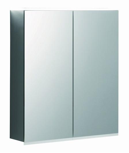 Keramag Option Plus - zrcadlová skříňka s osvětlením 60x70 800361