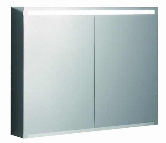 Keramag Option - zrcadlová skříňka s osvětlením 90x70 800390