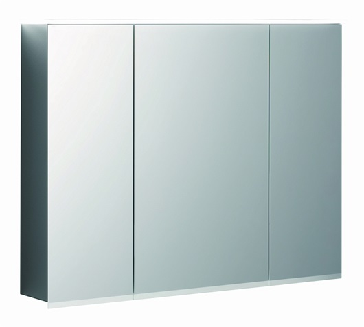 Keramag Option Plus - zrcadlová skříňka s osvětlením 90x70 800391