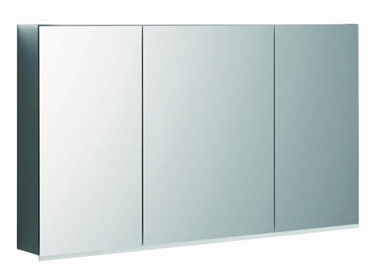 Keramag Option Plus - zrcadlová skříňka s osvětlením 120x70 800321