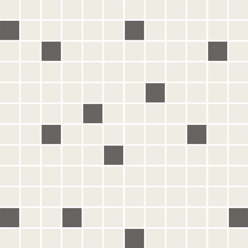 Ceramika Paradyz Luciola ecru/mocca mozaika cieta mix - obkládačka mozaika 29,8x29,8 135942