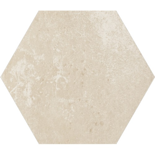 Ceramika Paradyz Cotto crema heksagon - dlaždice šestihran 26x26 krémová 135842