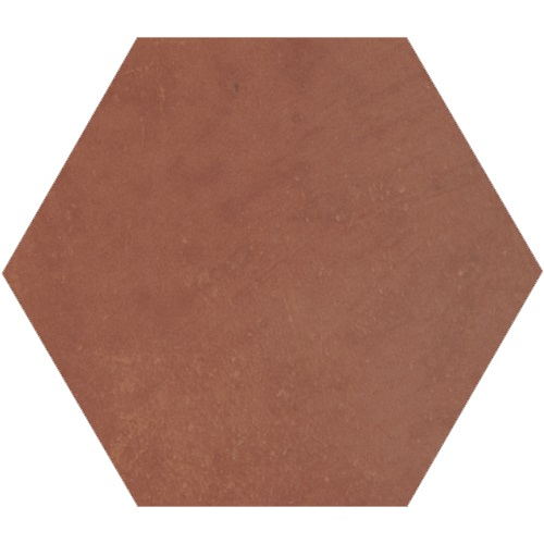 Ceramika Paradyz Cotto naturale heksagon - dlaždice šestihran 26x26 hnědá 135843