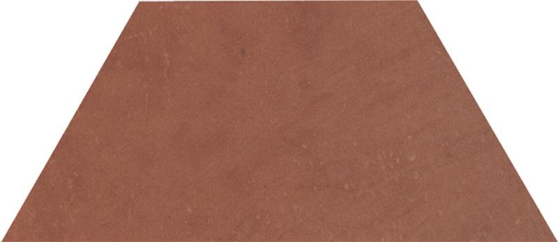 Ceramika Paradyz Cotto naturale trapez - dlaždice 29,6x12,6 hnědá 135836