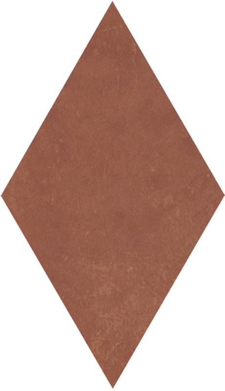 Ceramika Paradyz Cotto naturale romb - dlaždice dlaždice 14,6x25,2 hnědá 135827