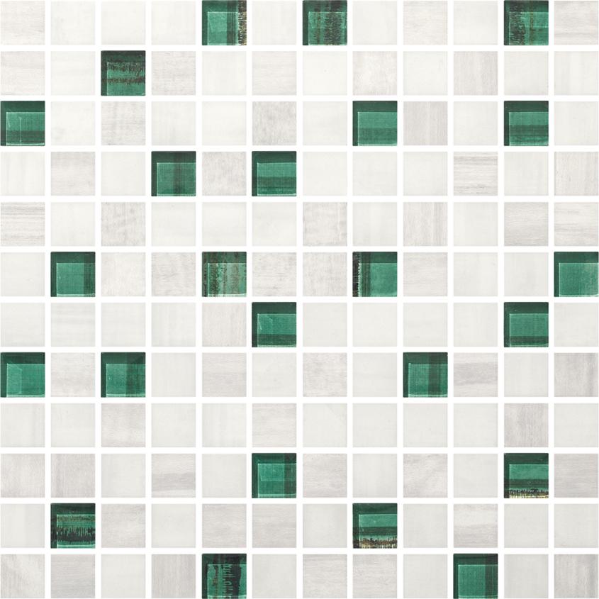 Ceramika Paradyz Laterizio mozaika cieta mix - obkládačka mozaika 29,8x29,8 142368
