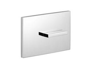 Dornbracht Symetrics - krycí deska pro podomítkový splachovací zásobník WC 12660979-00 Symetrics