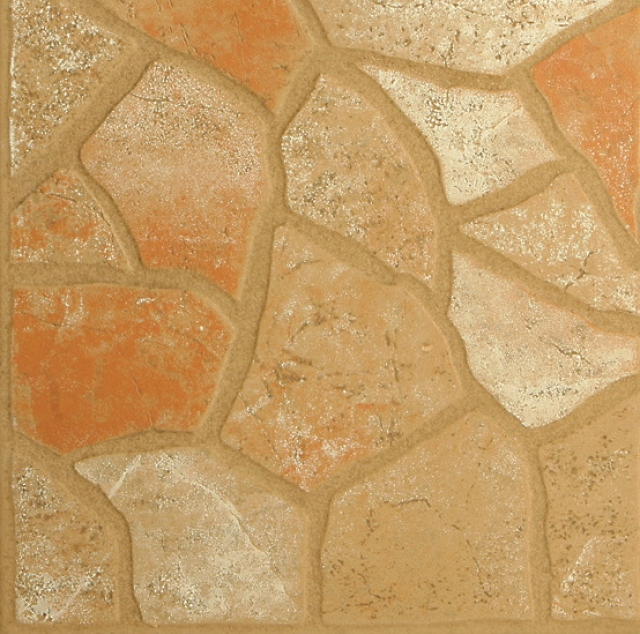 Zorka keramika (Egres) Ana Cotto - dlaždice 33x33 hnědá Ana Cotto 33x33