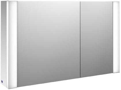 Villeroy-Boch My View - zrcadlová skříňka 100 x 61,6, diodové osvětlení B387FAxx