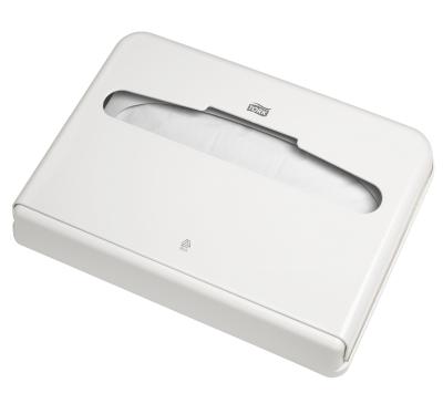 Tork V1 zásobník na papírové podložky - plast bílý 344080