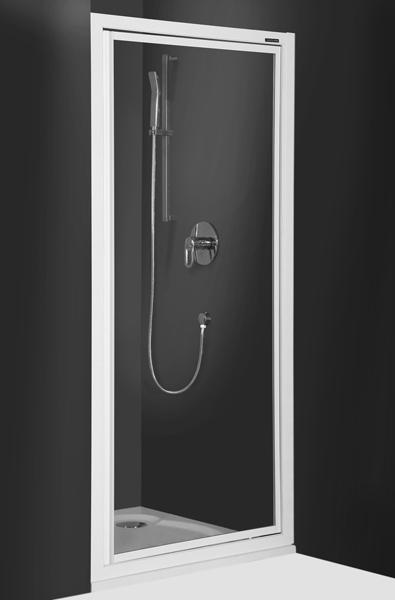 Roltechnik CDO1 90 - sprchové dveře jednokřídlé 317-9000000-04-02