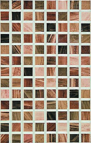 Eidos ambar - obkládačka mozaika 20x31,6 hnědá