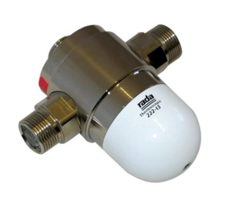 Presto Rada 222 DK - skupinový termoskopický ventil RD12400600