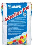 Mapei Adesilex P10 - bílý cementový lepicí tmel 277225