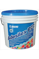 Mapei Adesilex P22 - pružné, velmi odolné disperzní lepidlo k přímému použití, vhodné na stěny v interiéru, 5 kg 10105